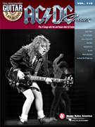 Cover icon of Hells Bells sheet music for guitar (tablature, play-along) by AC/DC and Brian Johnson, intermediate
