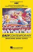 Cover icon of ABC (COMPLETE) sheet music for marching band by Berry Gordy, Alphonso Mizell, Deke Richards, Frederick Perren, Michael Sweeney and The Jackson 5, intermediate skill level