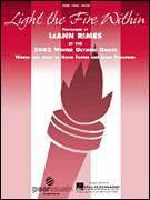 Cover icon of Light The Fire Within sheet music for voice, piano or guitar by LeAnn Rimes, David Foster and Linda Thompson, intermediate