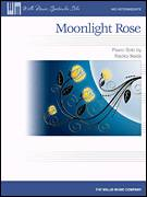 Cover icon of Moonlight Rose sheet music for piano solo (elementary) by Naoko Ikeda, beginner piano (elementary)