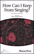 Cover icon of How Can I Keep From Singing? sheet music for choir (SSA: soprano, alto) by Becki Slagle Mayo and Miscellaneous, intermediate