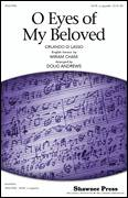 Cover icon of O Eyes Of My Beloved sheet music for choir (SATB: soprano, alto, tenor, bass) by Orlando di Lasso, Miriam Chase and Doug Andrews, intermediate
