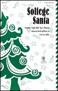 Cover icon of Solfege Santa sheet music for choir (duets) by Cristi Cary Miller, Christmas carol score, intermediate duet