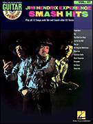 Cover icon of All Along The Watchtower sheet music for guitar (tablature, play-along) by Jimi Hendrix, U2 and Bob Dylan, intermediate guitar (tablature, play-along)