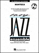 Cover icon of Manteca (COMPLETE) sheet music for jazz band by Dizzy Gillespie, Walter Gil Fuller and Michael Sweeney, intermediate