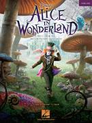 Cover icon of The Dungeon sheet music for piano solo by Danny Elfman and Alice In Wonderland (Movie), intermediate