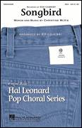 Cover icon of Songbird sheet music for choir (SSA: soprano, alto) by Ed Lojeski, Christine McVie, Eva Cassidy and Fleetwood Mac, intermediate