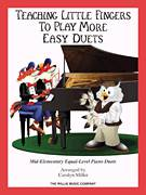 Cover icon of Blow The Man Down sheet music for piano four hands  and Carolyn Miller, intermediate skill level