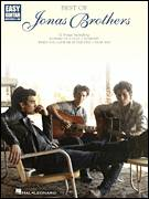 Cover icon of Paranoid sheet music for guitar solo (easy tablature) by Jonas Brothers, Cathy Dennis and Nicholas Jonas, easy guitar (easy tablature)