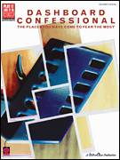 Cover icon of The Places You Have Come To Fear The Most sheet music for guitar (tablature) by Dashboard Confessional