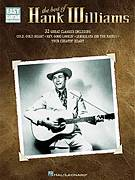 Cover icon of I Saw The Light sheet music for guitar solo (easy tablature) by Hank Williams, easy guitar (easy tablature)