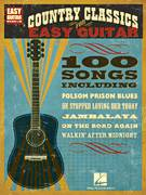 Cover icon of Oh, Lonesome Me sheet music for guitar solo (easy tablature) by Don Gibson, easy guitar (easy tablature)