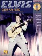 Cover icon of Heartbreak Hotel sheet music for guitar (tablature, play-along) by Elvis Presley, Mae Boren Axton and Tommy Durden, intermediate