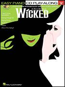 Cover icon of The Wizard And I sheet music for piano solo by Stephen Schwartz, easy piano