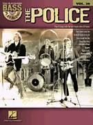 Cover icon of Spirits In The Material World sheet music for bass (tablature) (bass guitar) by The Police and Sting, intermediate