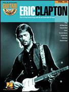 Cover icon of Lay Down Sally sheet music for guitar (tablature, play-along) by Eric Clapton, intermediate