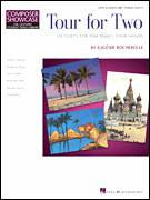 Cover icon of Latin Nights sheet music for piano four hands by Eugenie Rocherolle and Miscellaneous, intermediate skill level