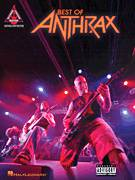 Cover icon of A Skeleton In The Closet sheet music for guitar (tablature) by Anthrax, Charlie Benante, Daniel Spitz, Frank Bello, Joseph Bellardini and Scott Rosenfeld, intermediate