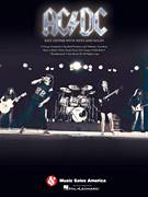 Cover icon of Hells Bells sheet music for guitar solo (easy tablature) by AC/DC, Angus Young, Brian Johnson and Malcolm Young, easy guitar (easy tablature)