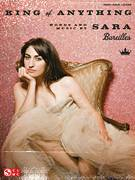 Cover icon of King Of Anything sheet music for voice, piano or guitar by Sara Bareilles, intermediate