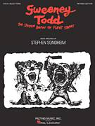 Cover icon of Wait sheet music for voice and piano by Stephen Sondheim and Sweeney Todd (Musical), intermediate skill level