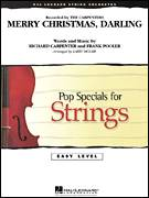 Cover icon of Merry Christmas, Darling (COMPLETE) sheet music for orchestra by Frank Pooler, Carpenters and Larry Moore