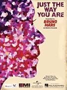 Cover icon of Just The Way You Are sheet music for voice, piano or guitar by Bruno Mars, Ari Levine, Khalil Walton, Khari Cain and Philip Lawrence, intermediate skill level
