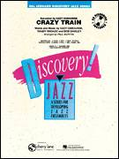 Cover icon of Crazy Train (COMPLETE) sheet music for jazz band by Ozzy Osbourne, Randy Rhoads and Paul Murtha