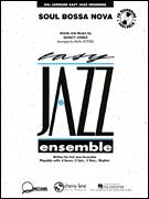 Cover icon of Soul Bossa Nova (COMPLETE) sheet music for jazz band by Quincy Jones and Rick Stitzel, intermediate jazz band