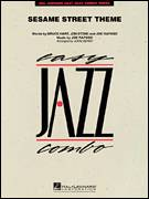 Cover icon of Sesame Street Theme (COMPLETE) sheet music for jazz band by Joe Raposo, Bruce Hart, Jon Stone and John Berry