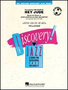 Cover icon of Hey Jude (COMPLETE) sheet music for jazz band by John Lennon, Paul McCartney, Rick Stitzel and The Beatles, intermediate