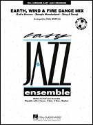 Cover icon of Earth, Wind and Fire Dance Mix (COMPLETE) sheet music for jazz band by Paul Murtha and Earth, Wind & Fire, intermediate