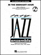 Cover icon of In The Midnight Hour (COMPLETE) sheet music for jazz band by Wilson Pickett and Paul Murtha, intermediate