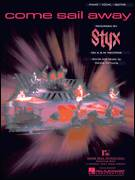 Cover icon of Come Sail Away sheet music for voice, piano or guitar by Styx