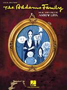 Cover icon of Just Around The Corner sheet music for voice and piano by Andrew Lippa and The Addams Family (Musical), intermediate skill level