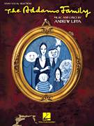 Cover icon of Morticia sheet music for voice, piano or guitar by Andrew Lippa, intermediate voice, piano or guitar