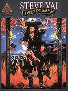 Cover icon of Erotic Nightmares sheet music for guitar (tablature) by Steve Vai, intermediate skill level