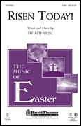 Cover icon of Risen Today! sheet music for choir (SATB: soprano, alto, tenor, bass) by Jay Althouse and John Mason Neale, intermediate