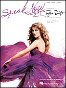 Cover icon of Speak Now sheet music for voice, piano or guitar by Taylor Swift, intermediate voice, piano or guitar