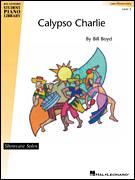 Cover icon of Calypso Charlie sheet music for piano solo (elementary) by Bill Boyd, beginner piano (elementary)