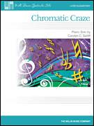 Cover icon of Chromatic Craze sheet music for piano solo (elementary) by Carolyn C. Setliff