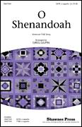 Cover icon of Shenandoah sheet music for choir (SATB: soprano, alto, tenor, bass) by Greg Gilpin and Miscellaneous, intermediate