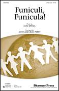 Cover icon of Funiculi, Funicula sheet music for choir (duets) by Dave Perry, Jean Perry and Luigi Denza, classical score, intermediate duet