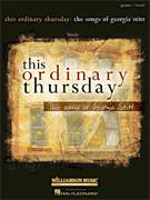 Cover icon of This Ordinary Thursday sheet music for voice and piano by Georgia Stitt, intermediate