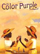 Cover icon of Any Little Thing sheet music for piano solo by The Color Purple (Musical), Allee Willis, Brenda Russell and Stephen Bray, easy