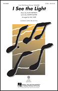 Cover icon of I See The Light sheet music for choir (SAB: soprano, alto, bass) by Alan Menken, David Slater and Mac Huff, intermediate skill level