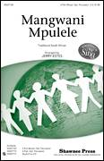 Cover icon of Mangwani Mpulele sheet music for choir (chamber ensemble) by Jerry Estes and Miscellaneous, intermediate choir (chamber ensemble)