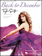 Cover icon of Back To December sheet music for voice, piano or guitar by Taylor Swift, intermediate skill level