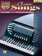 Cover icon of I Love You Truly sheet music for accordion by Carrie Jacobs Bond, wedding score, intermediate