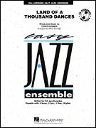 Cover icon of Land Of A Thousand Dances (COMPLETE) sheet music for jazz band by Rick Stitzel and Wilson Pickett